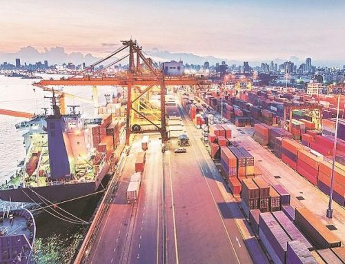 Exports up 48.34 pc to USD 32.5 bn; trade deficit at USD 9.37 bn in June